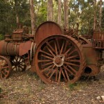 Steam Engine Graveyard
