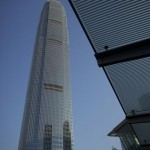 ICF Building - Tallest building in Hong Kong