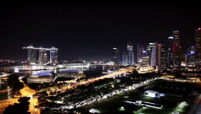 Singapore Awakens